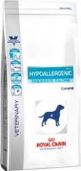 HYPOALLERGENIC MODERATE CALORIE száraz táp kutyának 7 kg.