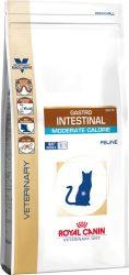 GASTRO INTESTINAL MODERATE CALORIE száraz táp macskának 2 kg