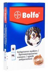 BOLFO GYÓGYSZERES NYAKÖRV 70 cm kutyának