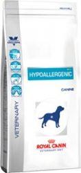 ROYAL CANIN HYPOALLERGENIC CANINE száraz táp kutyának 14 kg.