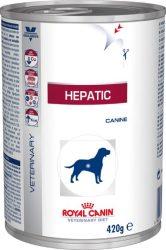 HEPATIC CANINE konzerv kutyának 420 g