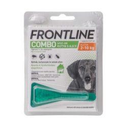 FRONTLINE COMBO spot on 2-10 kg közötti kutyának