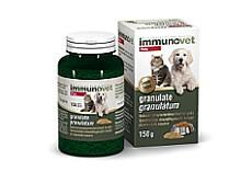 IMMUNOVET GRANULÁTUM 150 g kutyának, macskának