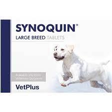 SYNOQUIN EFA Large Breed táplálékkiegészítő 25 kg feletti kutyák részére 30 db.