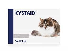 CYSTAID PLUS macskák részére 30 db kapszula