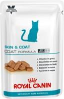 SKIN & COAT alutasakos táp felnőtt macskának 100 gr